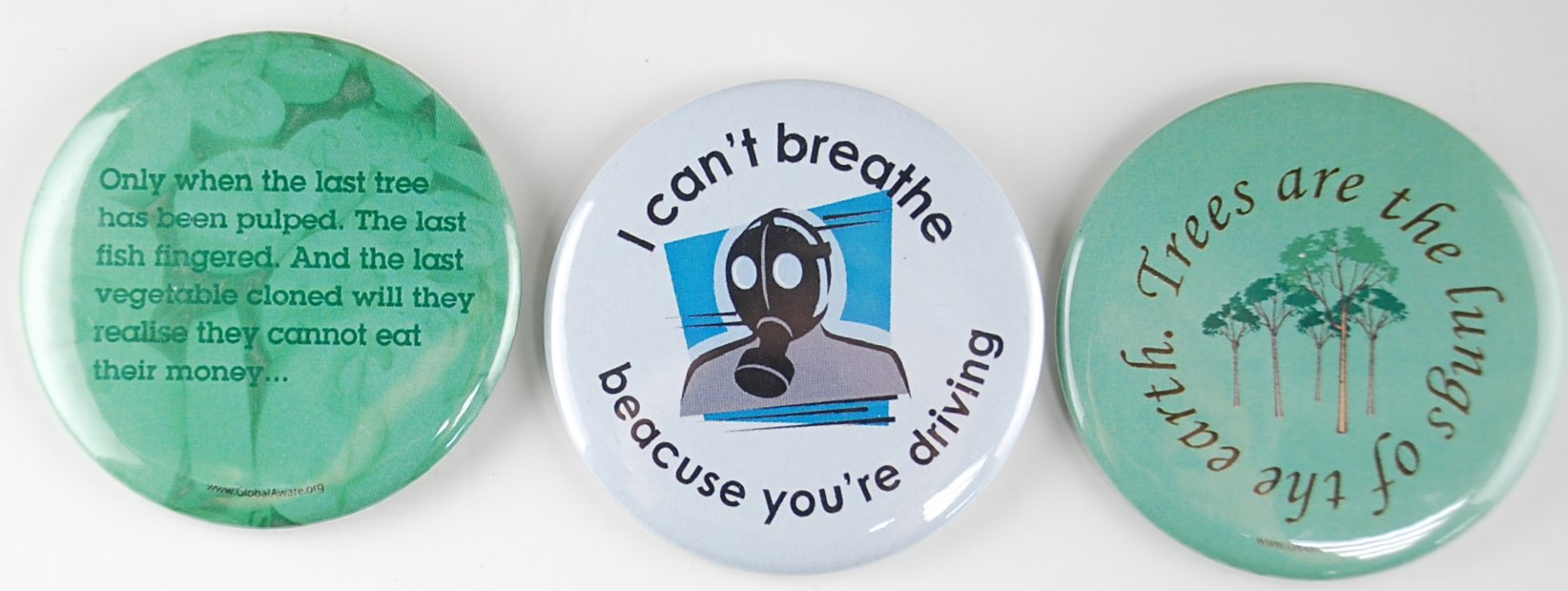 pin-back button, pinback button, environmental pin, earth day pin